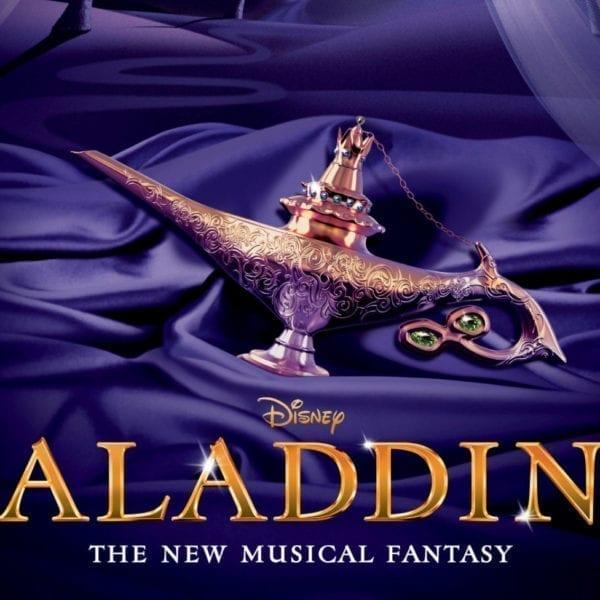 Aladdin Tickets London