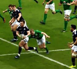 Scotland v Ireland tickets