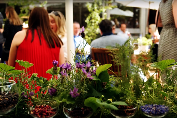Chelsea Flower Show Hospitality