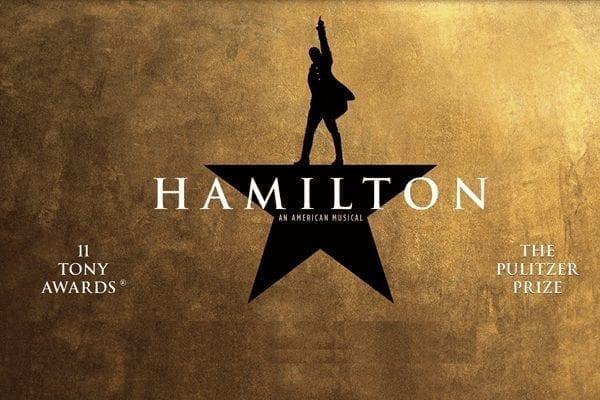 Hamilton Tickets London