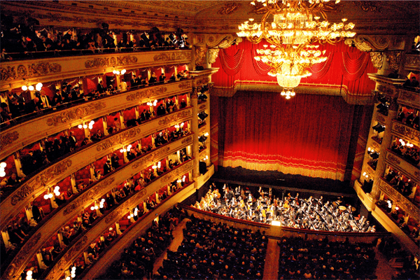 La Scala Tickets Milan