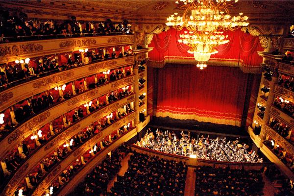 La Scala Tickets Milan