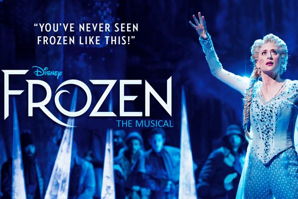 Frozen The Musical Tickets London