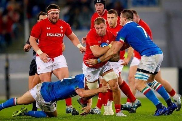 Wales v Italy tickets Six Nations