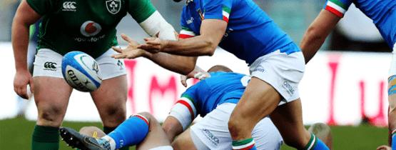 Ireland v Italy Rugby Tickets