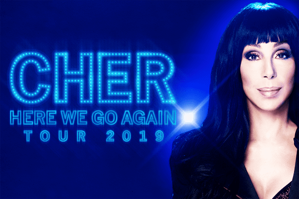 Cher O2 Arena Tickets