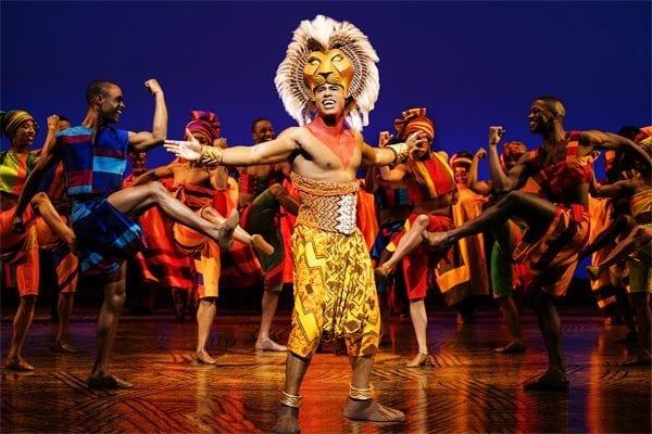 Lion King Lyceum Theatre London