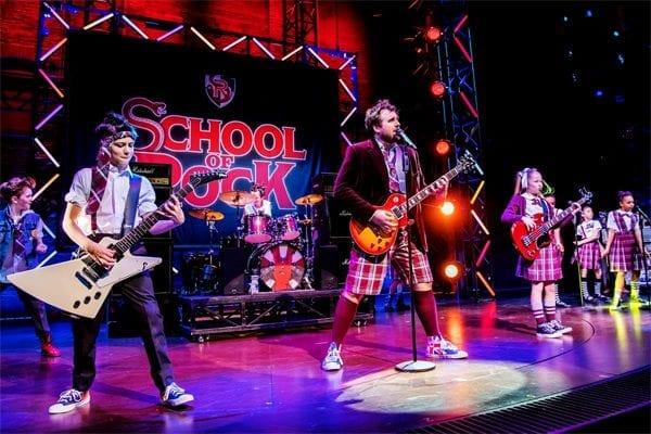 School of Rock Tickets at the Gillian Lynne Theatre, London