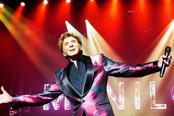 Barry Manilow Tickets London
