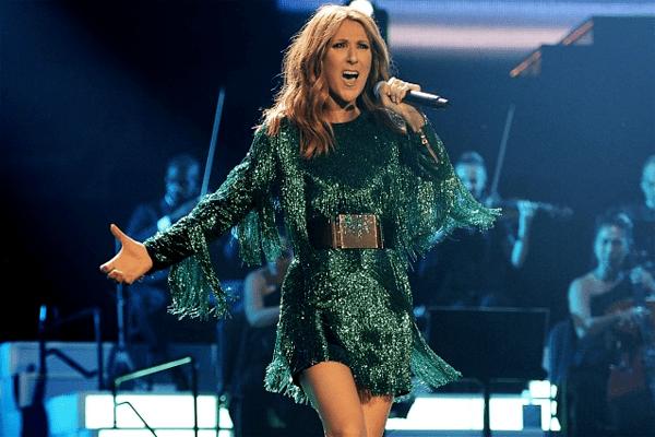 Celine Dion Tickets