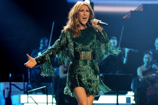 Celine Dion Tickets London, Thursday 17 Sep 2020