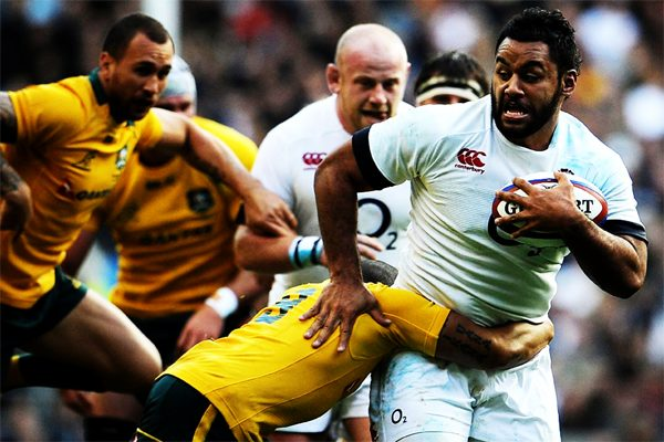 England v South Africa Rugby 2021