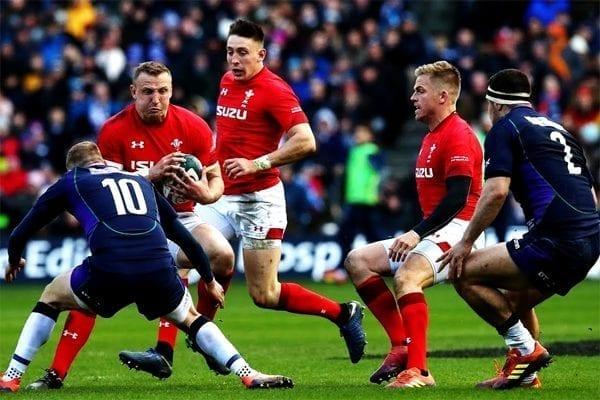 Scotland v Wales Tickets 6 Nations