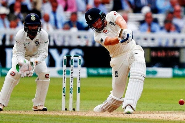 England vs India 2021 2nd Test, Day 4, Lord's
